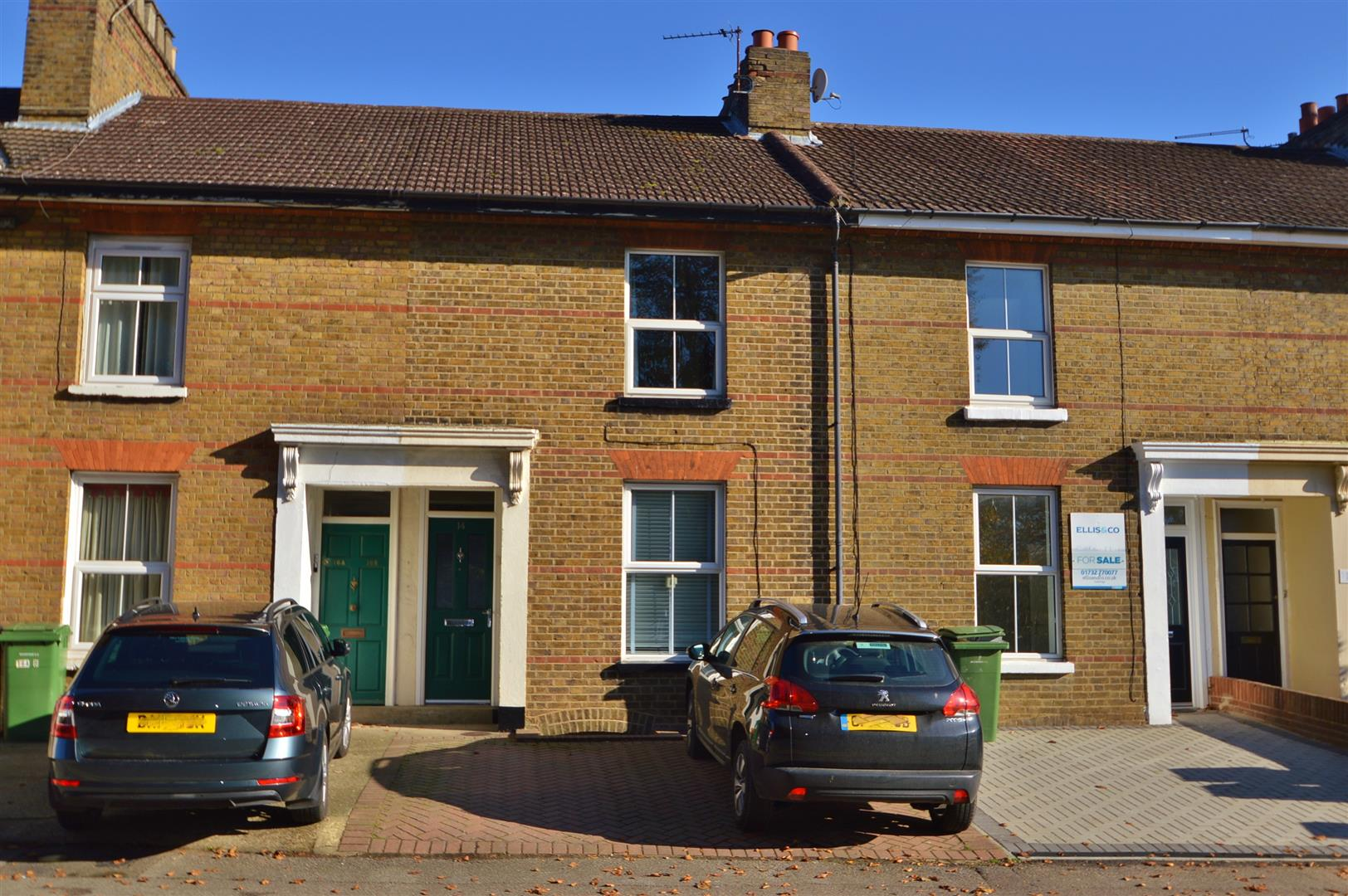 3 Bedrooms Terraced House for sale in Fisher Street, Maidstone